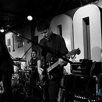 Tim Muddiman and the Strange play London's 100 Club