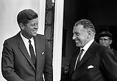 John F. Kennedy meets Taoiseach Seán Lemass - 27/06/1963
