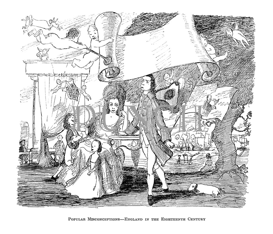 Popular Misconceptions - England in the Eighteenth Century