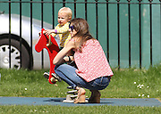22.MAY.2012. LONDON<br /> <br /> JAMIE OLIVER'S WIFE JOOLS OLIVER AND WITH HER SON BUDDY BEAR IN PRIMROSE HILL IN LONDON<br /> <br /> BYLINE: EDBIMAGEARCHIVE.COM<br /> <br /> *THIS IMAGE IS STRICTLY FOR UK NEWSPAPERS AND MAGAZINES ONLY*<br /> *FOR WORLD WIDE SALES AND WEB USE PLEASE CONTACT EDBIMAGEARCHIVE - 0208 954 5968*