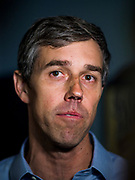 04 APRIL 2019 - CARROLL, IOWA:  BETO O'ROURKE at a meet and greet campaign event in Carroll, IA. Beto O'Rourke stopped at Kerps Tavern in Carroll to campaign for president Thursday. He is crisscrossing Iowa through the weekend with stops throughout the state. Iowa holds its caucuses, considered the kickoff of the US Presidential campaign, on Feb. 3, 2020.    PHOTO BY JACK KURTZ