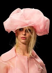 © Licensed to London News Pictures. 15/09/2012. London, UK.  John Rocha catwalk show at London Fashion Week Spring/Summer 2013 on September 15, 2012. Photo credit : Ben Cawthra/LNP