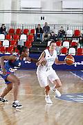 DESCRIZIONE : Valmiera Latvia Lettonia Eurobasket Women 2009 Francia Italia France Italy<br /> GIOCATORE : Laura Macchi<br /> SQUADRA : Italia Italy<br /> EVENTO : Eurobasket Women 2009 Campionati Europei Donne 2009 <br /> GARA : Francia Italia France Italy<br /> DATA : 07/06/2009 <br /> CATEGORIA : palleggio<br /> SPORT : Pallacanestro <br /> AUTORE : Agenzia Ciamillo-Castoria/E.Castoria