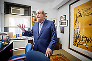 """The Indian- American writer Salman Rushdie. A Memoir, is an autobiographical published by Random House in 2012. Joseph Anton was the pseudonym he used while in hiding after Ayatollah Khomeini issued a fatwa following Rushdie's novel """"The Satanic Verses""""."""