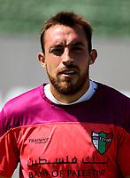 Chile League - Scotiabank 1 Division 2018 / <br /> ( C.D. Palestino ) - <br /> Sebastian Andres Perez