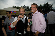 TOBY MOTSON; ALEX MOTSON, Film 4 Summer Screen at Somerset House. guillermo del Toro's Hellboy 11: The Golden Army. 31 July 2008. *** Local Caption *** -DO NOT ARCHIVE-© Copyright Photograph by Dafydd Jones. 248 Clapham Rd. London SW9 0PZ. Tel 0207 820 0771. www.dafjones.com.