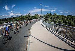 Lengyel Zoltan of Szuper beton during cycling race 48th Grand Prix of Kranj 2016 / Memorial of Filip Majcen, on July 31, 2016 in Kranj centre, Slovenia. Photo by Vid Ponikvar / Sportida