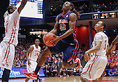NCAA Basketball - Dayton Flyers vs Ole Miss - Indianapolis, In