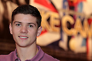 Picture by Richard Gould/Focus Images Ltd +447814 482222.24/04/2013.Luke Campbell at the Press Conference at Hull City Hall, Hull.