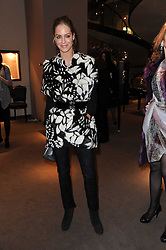 TRINNY WOODALL at a party to celebrate the publication of Nathalie von Bismarck's book 'Invisible' held at Asprey, 167 New Bond Street, London on 9th December 2010.