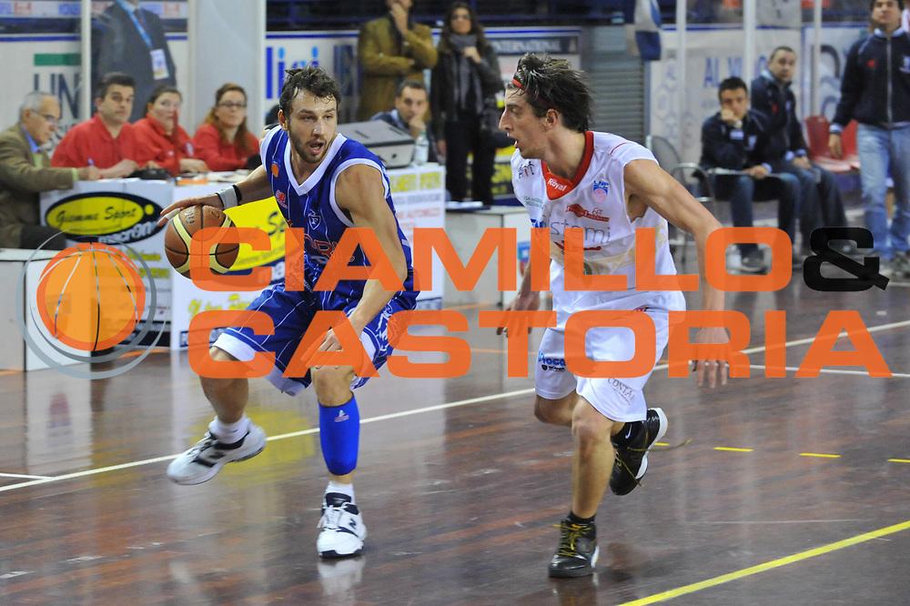 DESCRIZIONE : Foligno LNP Lega Nazionale Pallacanestro Serie A Dilettanti Coppa Italia 2009-10 VemSistemi Forli Amori Fortitudo Bologna<br /> GIOCATORE :&nbsp;Davide Lamma<br /> SQUADRA : VemSistemi Forli Amori Fortitudo Bologna<br /> EVENTO : Lega Nazionale Pallacanestro 2009-2010&nbsp;<br /> GARA : VemSistemi Forli Amori Fortitudo Bologna<br /> DATA : 02/04/2010<br /> CATEGORIA : Palleggio<br /> SPORT : Pallacanestro&nbsp;<br /> AUTORE : Agenzia Ciamillo-Castoria/M.Gregolin<br /> Galleria : Lega Nazionale Pallacanestro 2009-2010&nbsp;<br /> Fotonotizia : Foligno LNP Lega Nazionale Pallacanestro Serie A Dilettanti Coppa Italia 2009-10 VemSistemi Forli Amori Fortitudo Bologna<br /> Predefinita :&nbsp;
