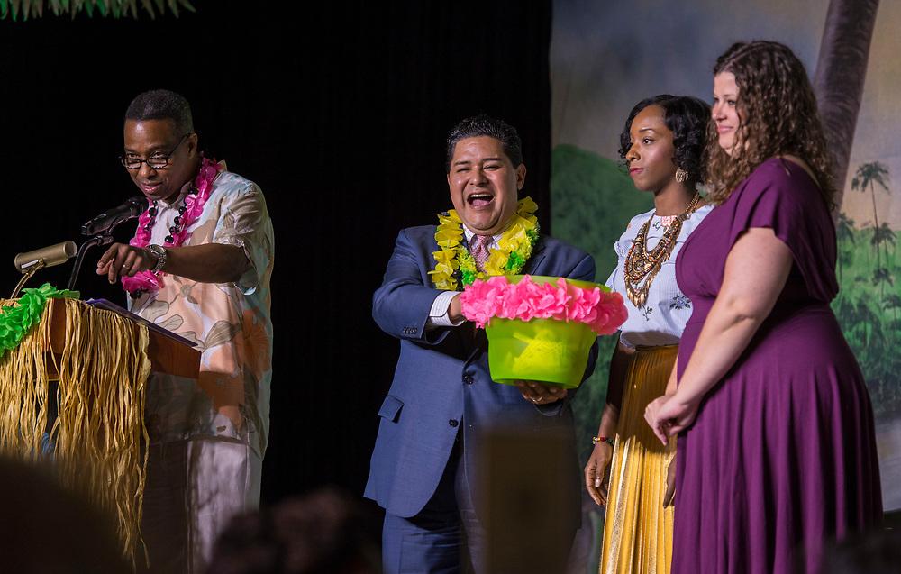 Educator of the Year celebration, May 19, 2017.