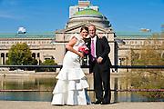 Andrew Welhouse and Jill Hovanes wedding, Oct. 8, 2011, Chicago, Ill.