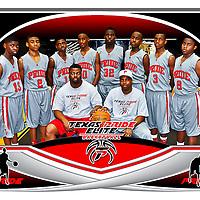 TX Pride Elite Basketball Team