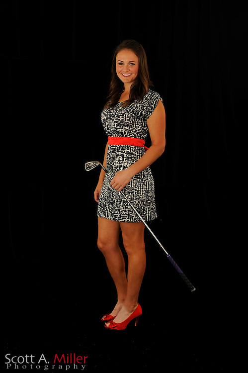Stefanie Kenoyer during a portrait shoot prior to the Symetra Tour's Florida's Natural Charity Classic at the Lake Region Yacht and Country Club on March 19, 2012 in Winter Haven, Fla. ..©2012 Scott A. Miller.