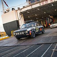 Car 42 Bronwyn Burrell / Elise Whyte / Seren Whyte