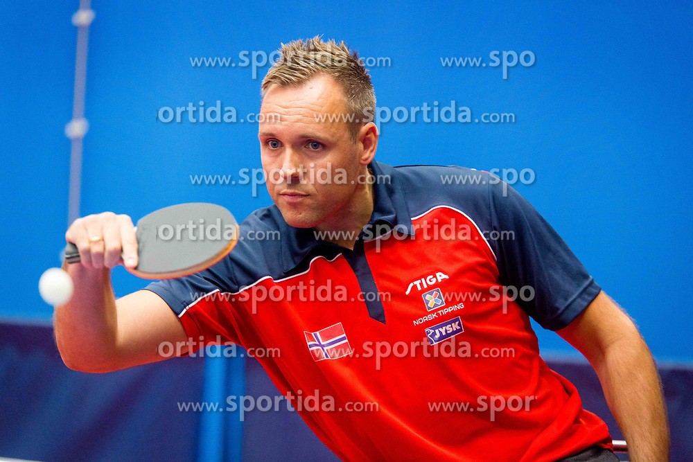 URHAUG Tommy during day 3 of 15th EPINT tournament - European Table Tennis Championships for the Disabled 2017, at Arena Tri Lilije, Lasko, Slovenia, on September 30, 2017. Photo by Ziga Zupan / Sportida