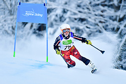 Women's Giant Slalom, TURGEON Frederique, LW2, CAN at the WPAS_2019 Alpine Skiing World Championships, Kranjska Gora, Slovenia