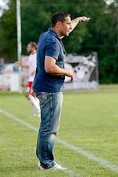 20.07.2011, Vulkanlandarena, St. Veit am Vogau, AUT, Testspiel, GAK vs Red Bull Leipzig, im Bild Ales Ceh (GAK, Headcoach), EXPA Pictures © 2011, PhotoCredit: EXPA/ Erwin Scheriau