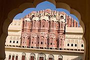 Hawa Mahal Palace, Jaipu, Rajasthan, India