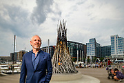 "WASHINGTON DC - June, 8: Monty Hoffman, founder and CEO of PN Hoffman, developed The District Wharf in the Southwest Waterfront neighborhood of Washington DC Friday, June 8, 2018. <br /> <br /> The Wharf is DC's latest attempt to be a ""real"" city. It took multiple agencies and act of congress to get it built. Did they repeat the mistakes of urban renewal (which moved lower income people out of the neighborhood)? Yes and no. People will still be driven out, but this time around the neighborhood is integrated more.<br /> (Photo by Matt Roth for The Washington Post)"