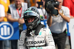 07.09.2014, Autodromo di Monza, Monza, ITA, FIA, Formel 1, Grand Prix von Italien, Renntag, im Bild Nico Rosberg (Mercedes AMG Petronas Formula One Team) nach dem Rennen // during the race day of Italian Formula One Grand Prix at the Autodromo di Monza in Monza, Italy on 2014/09/07. EXPA Pictures © 2014, PhotoCredit: EXPA/ Eibner-Pressefoto/ Bermel<br /> <br /> *****ATTENTION - OUT of GER*****