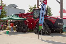 01 August 2014:   McLean County Fair. 2015 Case IH 400 Quadtrac