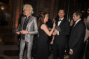 ELLEN VON UNWORTH, Alexander McQueen: Savage Beauty Gala, Victoria and Albert Museum, and A. 12th March 2015