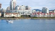 Victoria Harbor, Victoria, Vancouver Island, British Columbia, Canada