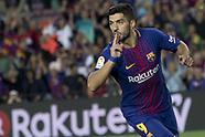 FC Barcelona v RCD Espanyol - 9 Sep 2017