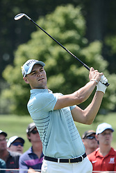 August 10, 2018 - Town And Country, Missouri, U.S - MARTIN KAYMER from Germany during round two of the 100th PGA Championship on Friday, August 10, 2018, held at Bellerive Country Club in Town and Country, MO (Photo credit Richard Ulreich / ZUMA Press) (Credit Image: © Richard Ulreich via ZUMA Wire)