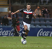 Dundee's Lewis Toshney - Dundee v Greenock Morton, William Hill Scottish Cup 5th Round at Dens Park .. - © David Young - www.davidyoungphoto.co.uk - email: davidyoungphoto@gmail.com