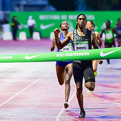 Caster Semenya (RSA) (Women's 2000 metres) during the Meeting of Montreuil 2019 on June 11, 2019 in Montreuil, France. (Photo by Anthony Dibon/Icon Sport)