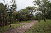 The Lodge at Serengeti National Park is a region of grasslands and woodlands in United Republic of Tanzania