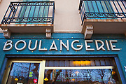 Boulangerie , Port Vendres, Pyrenees Orientales, France