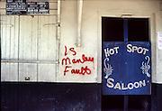Is Manley Fault - Hot Spot Port Antonio