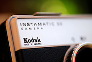 Kodak Instamatic 33 Film Camera