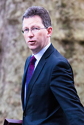 London, November 14 2017. Attorney General Jeremy Wright attends the UK cabinet meeting at Downing Street. © Paul Davey