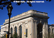 York, PA Historic Site, First National Bank Building, Beaux Arts Architecture