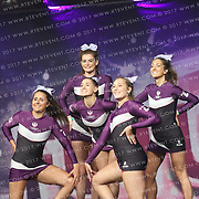 2051_Loughborough Students Cheerleading - University All Girl Stunt Group Level 4