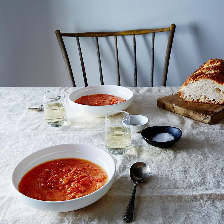 Fortessa Purio White Soup Bowls