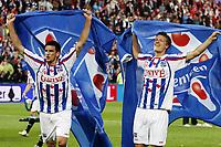 Fotball , 17. mai 2009 Cupfinale  , Twente - Heerenveen 2-2<br />  heerenveen vinner på straffespark , goran popov en viktor elm<br /> <br /> Norway only