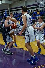 20190121 Ridgeview v Tri Valley boys basketball photos