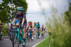 Tayler Wiles (USA) at Lotto Thuringen Ladies Tour 2018 - Stage 2, an 136 km road race starting and finishing in Meiningen, Germany on May 29, 2018. Photo by Sean Robinson/Velofocus.com