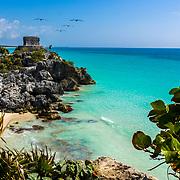 Tulum # 2         Mayan Ruins of Tulum. Quintana Roo, Mexico.
