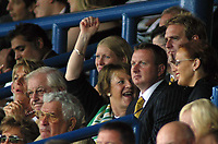 Photo: Paul Thomas.<br /> Leeds United v Norwich City. Coca Cola Championship.<br /> 05/08/2006.<br /> <br /> Delia Smith, Norwich chairman.