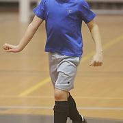 Lawson Kievit dribbles Sunday January 18, 2015 at the Wilmington Family YMCA. (Jason A. Frizzelle)