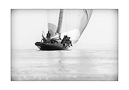 140714_ISON_Panerai_Classics<br /> Sean McMillan's Spirit 52 yacht, Flight of Ufford, at the Panerai British Classic Week sailing regatta off Cowes, Isle of Wight. <br /> Picture date Monday 14th July, 2014.<br /> Picture by Christopher Ison. Contact +447544 044177 chris@christopherison.com