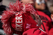 Lincoln, NE - Nov 3:  during their game against the Northwestern Wildcats at Memorial Stadium in Lincoln Nebraska November 4, 2017. Photo by Eric Francis