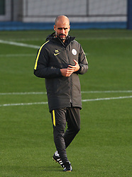 Manchester City manager Josep Guardiola - Mandatory by-line: Matt McNulty/JMP - 31/10/2016 - FOOTBALL - City Football Academy - Manchester, England - Manchester City v Barcelona - UEFA Champions League - Group C